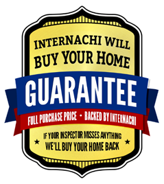 InterNACHI WILL BUY THE HOME BACK FROM YOU FOR THE FULL PURCHASE PRICE ON THE CONTRACT!